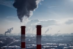 Плохая экология - причина развития пневмонии