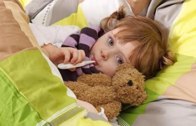 Как облегчить сухой кашель ребенка