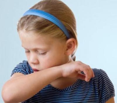 кашель у детей от 3 лет