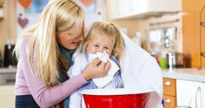 Ингаляции для лечения кашля у ребенка