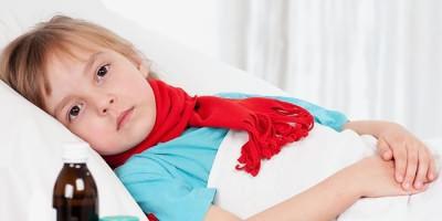 Лечение кашля у ребенка с помощью компресса