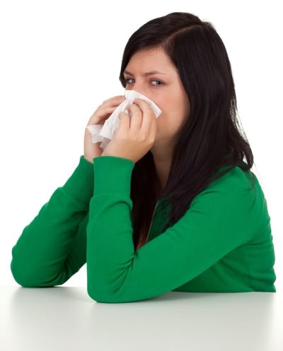 Как определить аллергический кашель
