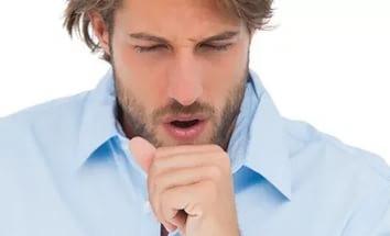 Как остановить приступ кашля у взрослого