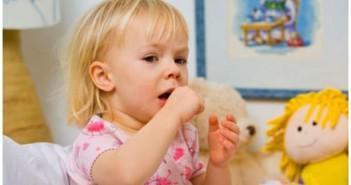 кашель у детей ночью