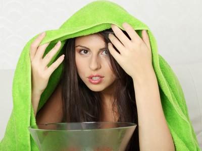 Ингаляции — хороший способ лечения тонзиллита во время беременности