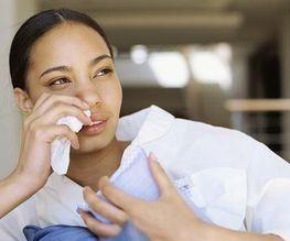 Жжение и зуд в носу
