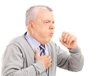 Как определить воспаление легких - кашель