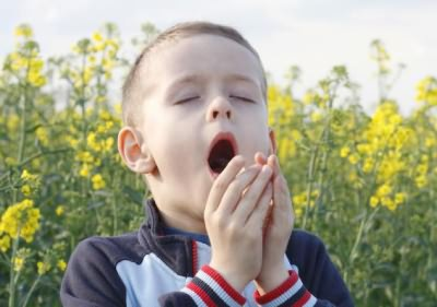 чем лечат аллергический кашель у ребенка признаки