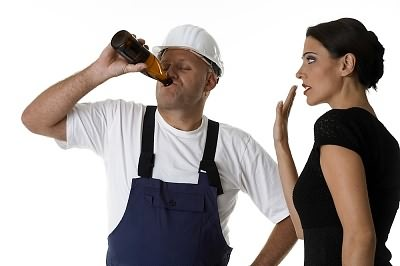 Перестаньте употреблять алкоголь