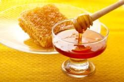 Мед для приготовления лепешки