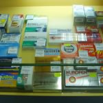 Аптечные препараты от боли в горле