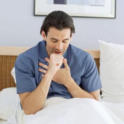 Причины кашля в положении лежа