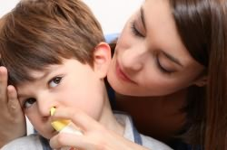 Промывание носа для лечения гайморита