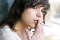 Курение - причина потери голоса