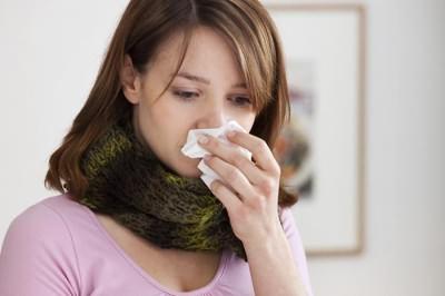 После гриппа пропало обоняние