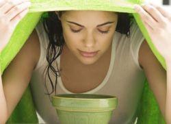 Ингаляции при лечении гайморита дома