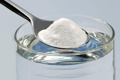 Солевой раствор слабой консистенции