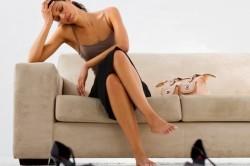 Слабость - симптом простуды