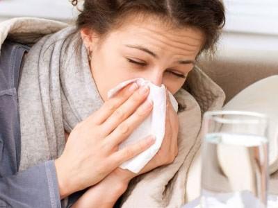 Лечение насморка у беременной