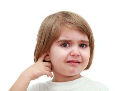 отит у детей чем лечить