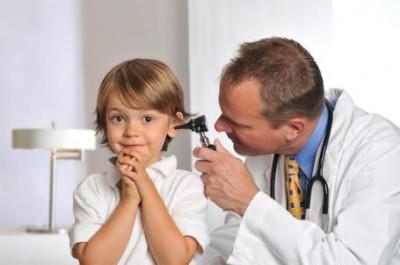 сколько лечить отит у ребенка