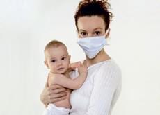 Как вылечить простуду кормящей маме
