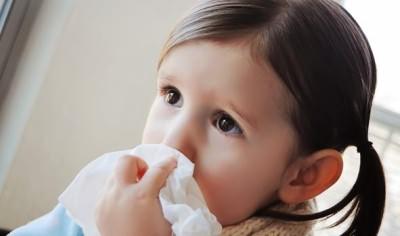 Не проходит насморк у ребенка