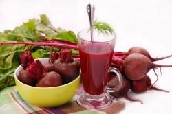 Свекольный сок для лечения ринита