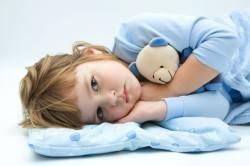 Беспокойный сон - симптом гриппа