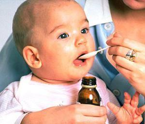 Лекарство от кашля для детей до 2 лет