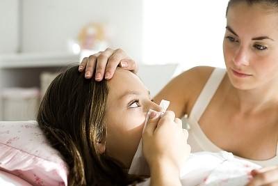 Как узнать, что у ребенка простуда?