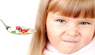 Хорошее противовирусное средство для детей
