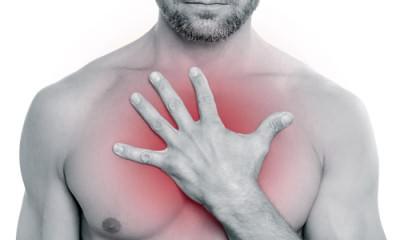 Проблема боли в груди при бронхите