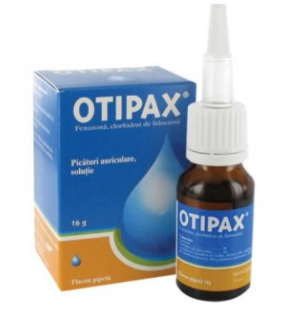 лечение среднего отита взрослых антибиотики