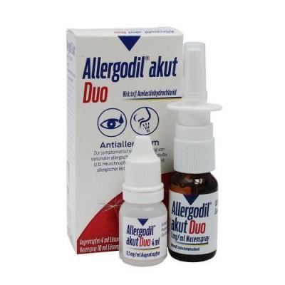 спрей против аллергического ринита
