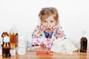 Разнообразие препаратов при насморке у ребенка