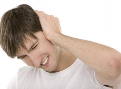 воспаление среднего уха лечение капли