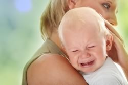 Раздражительность ребенка - симптом бронхита