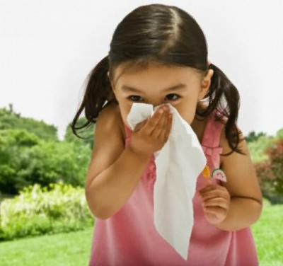 аллергия и пыль как возбудитель кашля у ребёнка
