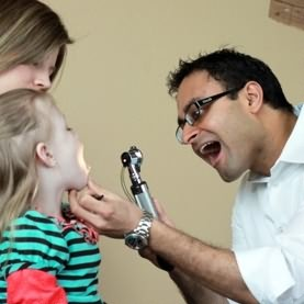 Инородное тело в дыхательных путях ребенка