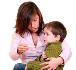 Рвотный рефлекс у ребенка при ОРВИ