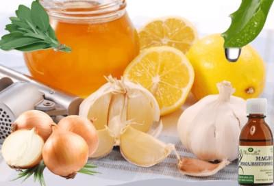 лимон и глицерин от кашля