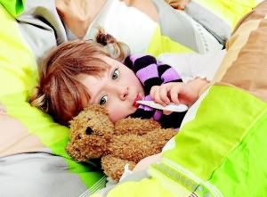 температура кашель насморк у ребенка