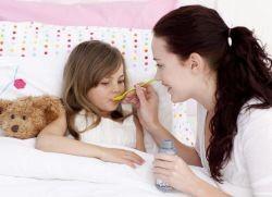 температура кашель насморк у ребенка чем лечить