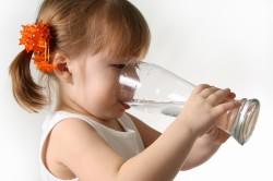 Обильное питье при температуре