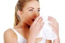 кашель и насморк без температуры у беременной