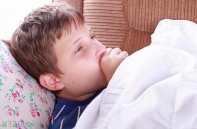 Применение горчичников при кашле у детей
