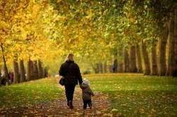 Прогулки на свежем воздухе для профилактики кашля