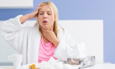 Проблема кашля при насморке
