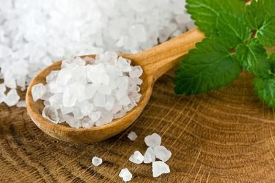 Морская соль при лечении аденоидов